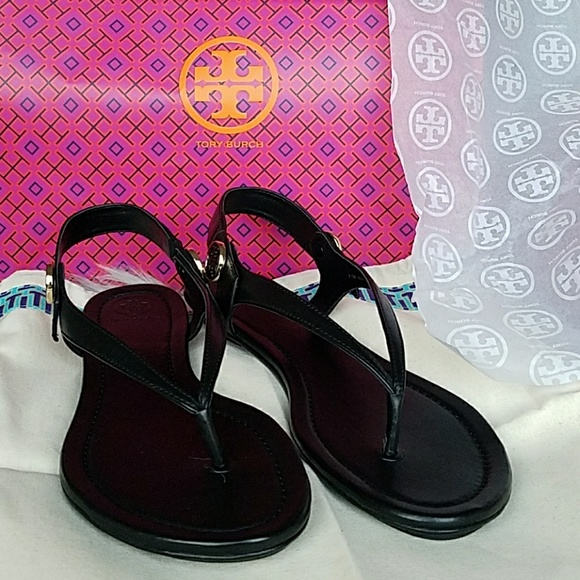 1bb2cfc99733bb Tory Burch Minnie Travel Sandal 8.5